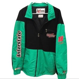 Chase Authentics NASCAR Bobby Labonte Jacket